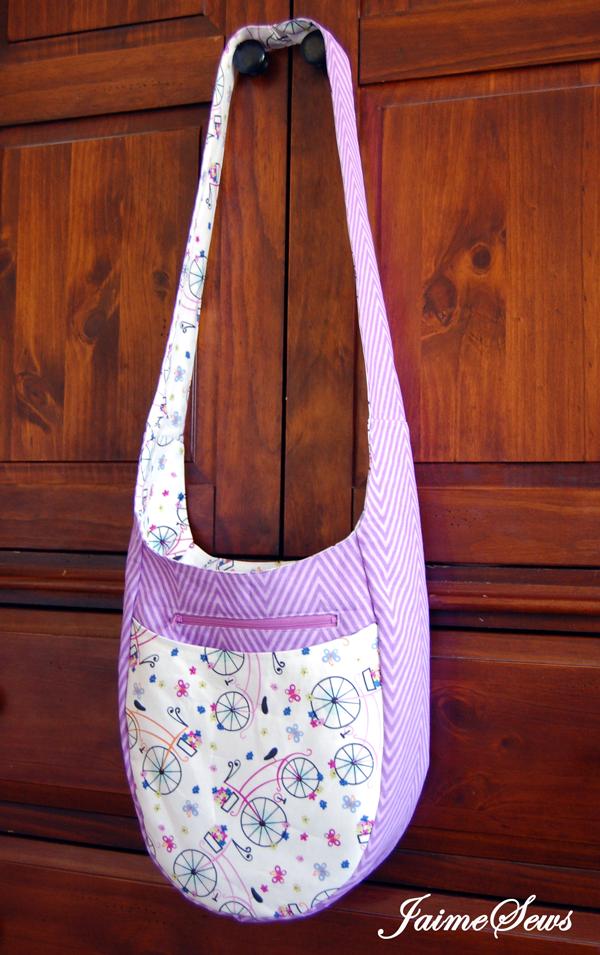 Swoon India Hobo Bag | MadeByJaime