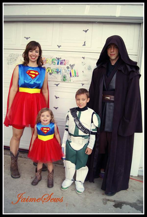 DIY Halloween 2014 | JaimeSews