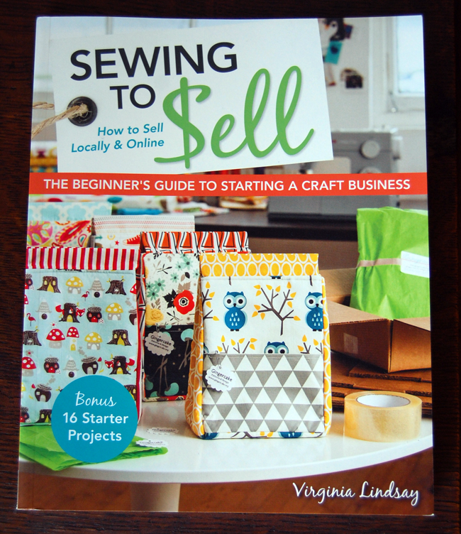 Sewing To Sell: Book Review | JaimeSews