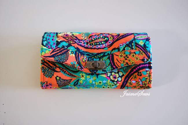 Necessary Clutch Wallet | JaimeSews