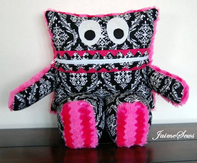 Pajama Eaters Pattern by SewFearless   JaimeSews