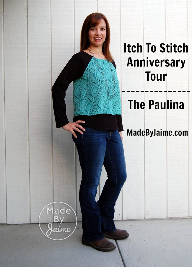 Itch To Stitch Anniversary Sale & Giveaway | Paulina Hack | MadeByJaime